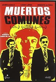 Muertos comunes Poster