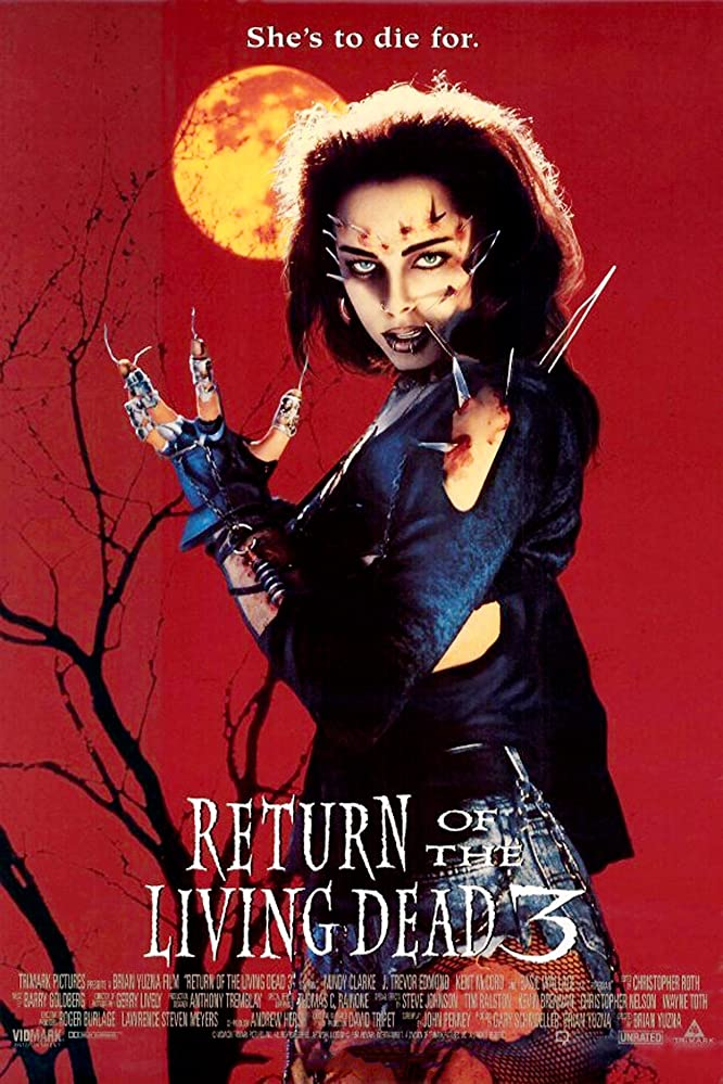The Return of the Living Dead III (1993)