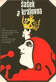 Sasek a královna Poster