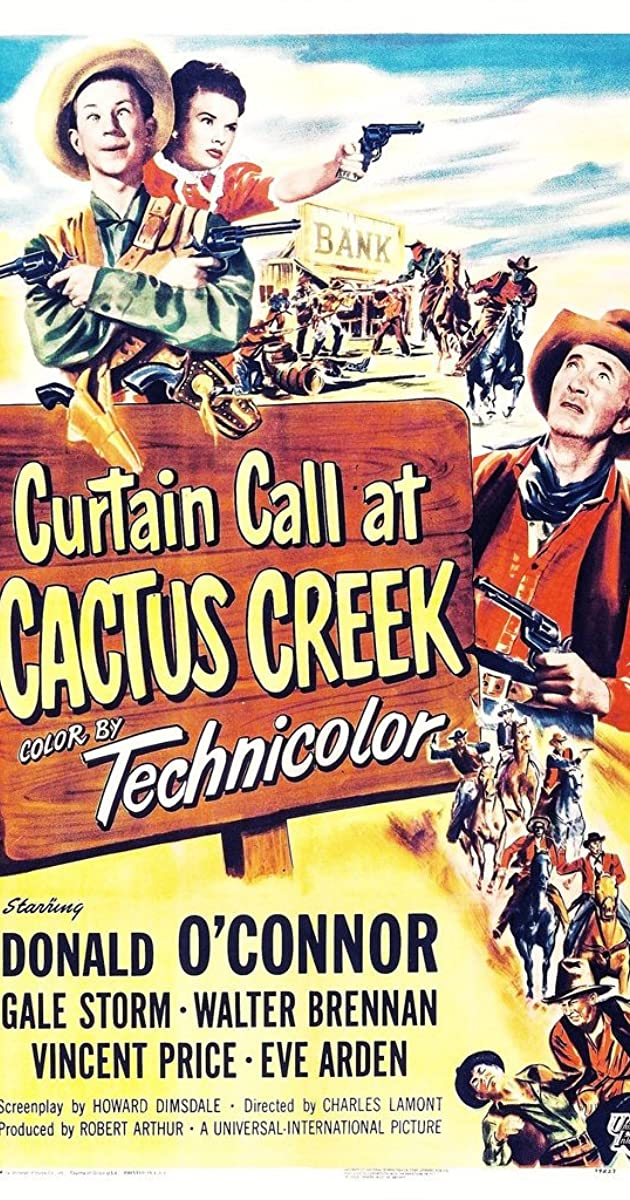Curtain Call At Cactus Creek (1950)   IMDb