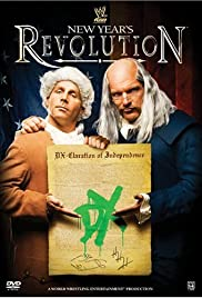 WWE New Year's Revolution (2007) Poster - TV Show Forum, Cast, Reviews