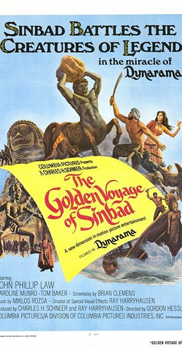 sinbad the voyager from the arabian nights Essay Examples