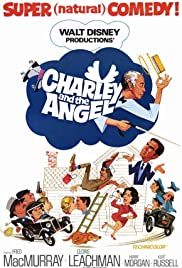 Charley and the Angel (1973) Poster - Movie Forum, Cast, Reviews