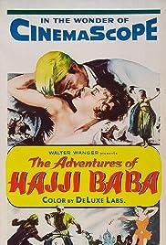 The Adventures of Hajji Baba Poster
