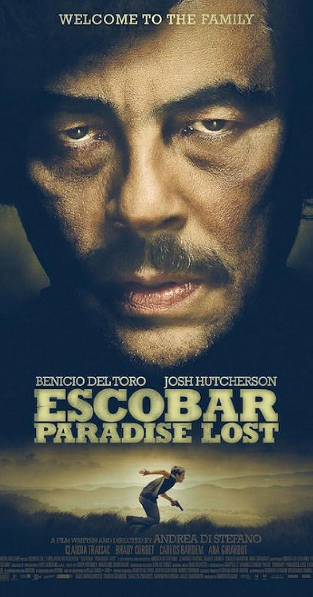 Gut bekannt Escobar: Paradise Lost (2014) - IMDb BY43