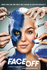 Face Off Poster - TV Show Forum, Cast, Reviews