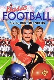Basic Football Poster