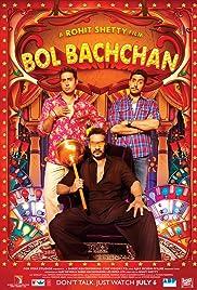 Bol Bachchan(2012) Poster - Movie Forum, Cast, Reviews