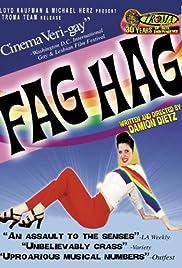 Fag Hag Poster
