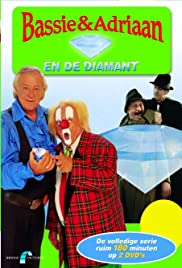 Bassie en Adriaan en de diamant Poster