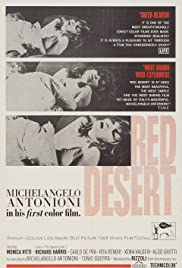 Red Desert (1964) Poster - Movie Forum, Cast, Reviews