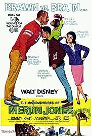 The Misadventures of Merlin Jones(1964) Poster - Movie Forum, Cast, Reviews