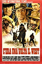 Once Upon a Time in the West (1968) Poster