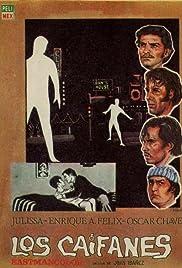 Los caifanes Poster