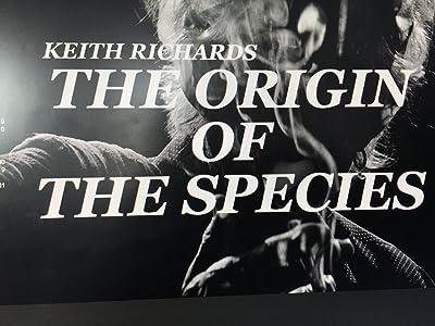 Keith Richards The Origin Of The Species Movie