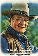 Primary image for John Wayne for Great Western Savings