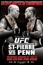 Image of UFC 94: St-Pierre vs. Penn 2
