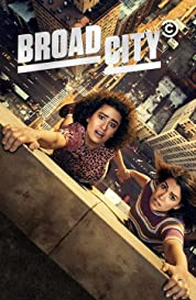 Broad City - Season 1 (2014) poster