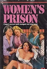 Riot in a Women's Prison Poster