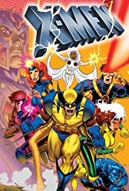 X-Men Poster - TV Show Forum, Cast, Reviews