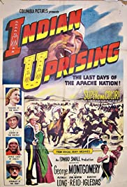 Indian Uprising (1952) Poster - Movie Forum, Cast, Reviews