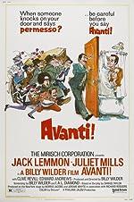 Avanti(1972)