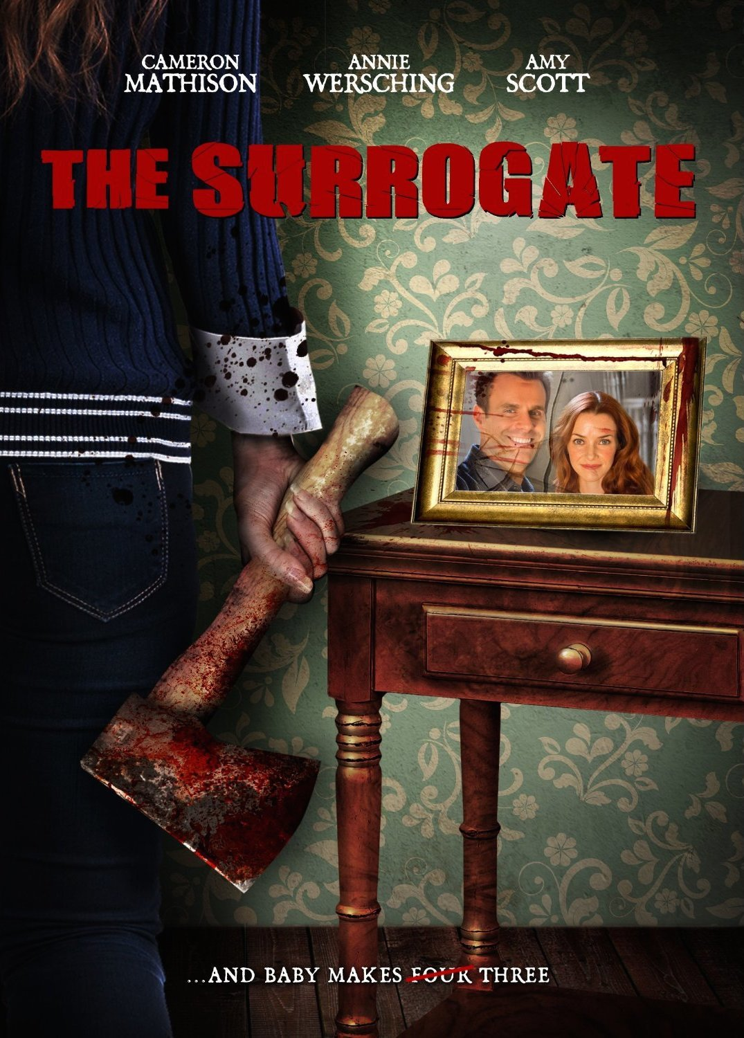 image The Surrogate (2013) (TV) Watch Full Movie Free Online