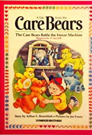The Care Bears Battle the Freeze Machine Poster