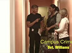 Campus Crimes - Detective Williams