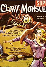 The Claw Monsters Poster