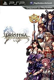Dissidia 012: Final Fantasy Poster