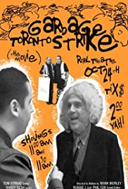Toronto's Garbage Strike Poster