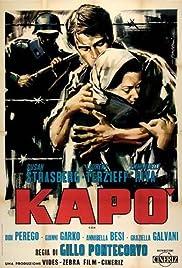 Kapò(1960) Poster - Movie Forum, Cast, Reviews