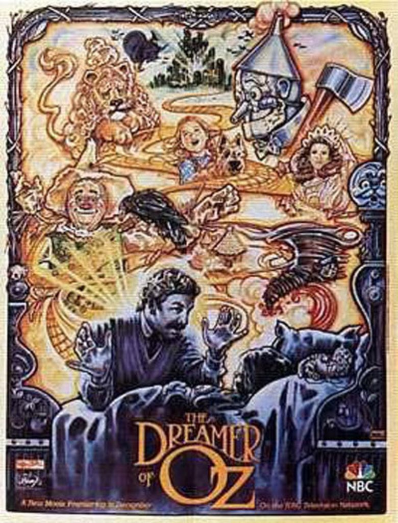 image The Dreamer of Oz (1990) (TV) Watch Full Movie Free Online