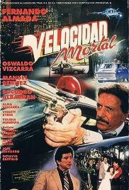 Velocidad mortal Poster
