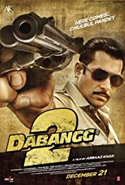 Dabangg 2 (2012) Poster - Movie Forum, Cast, Reviews