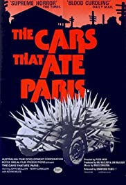 The Cars That Eat People Poster