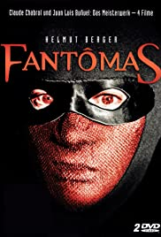 Fantômas Poster - TV Show Forum, Cast, Reviews