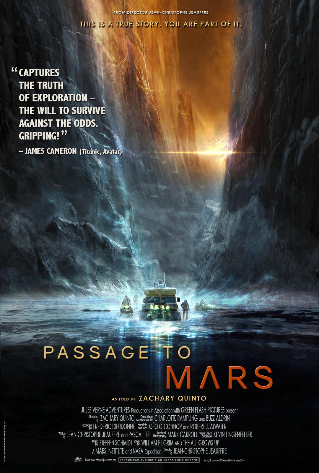 Passage to Mars Türkçe Altyazılı Full izle