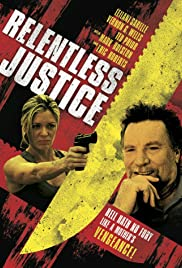 Relentless Justice Poster