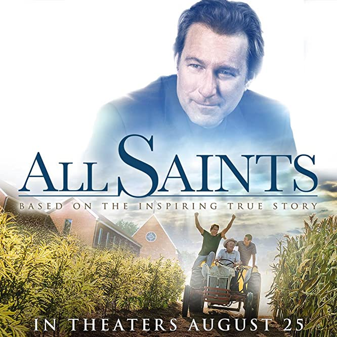 John Corbett in All Saints (2017)
