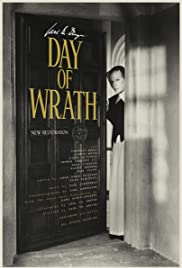 Day of Wrath (1943) Poster - Movie Forum, Cast, Reviews