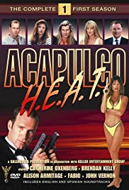 Acapulco H.E.A.T. Poster - TV Show Forum, Cast, Reviews