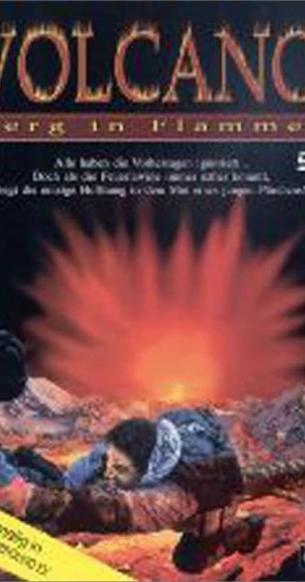 Volcano Fire on the Mountain TV Movie 1997  IMDb