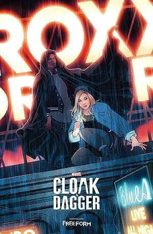 Cloak & Dagger Poster