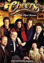 Cheers - Season 9 poster
