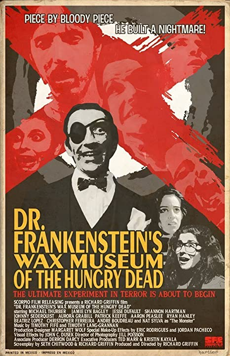 Frankenstein's Hungry Dead (2013)