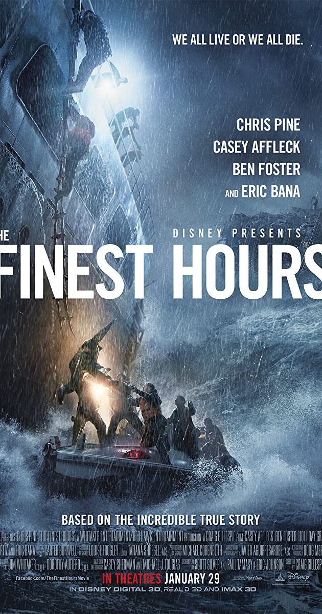 The Finest Hours 2016 BRRip
