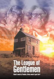The League of Gentlemen Poster - TV Show Forum, Cast, Reviews