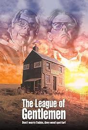 The League of Gentlemen Poster